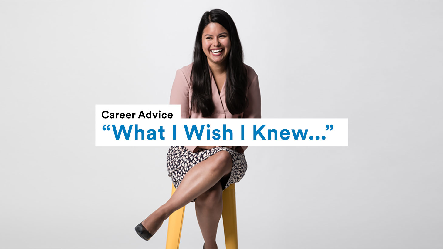 Career Advice: Adriana Briones