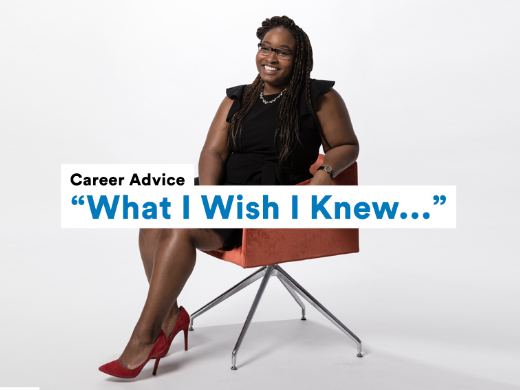 Career Advice: Brittany Daniels