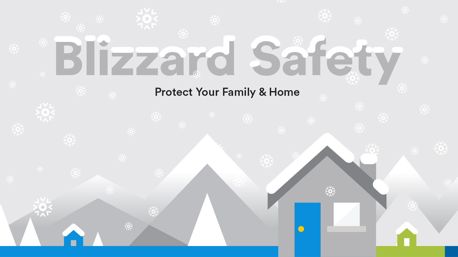 Tips to Stay Safe During a Snowstorm
