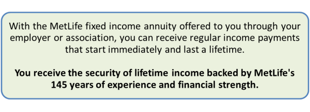 Individual Annuity